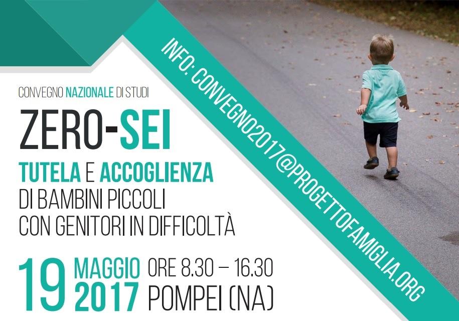 Convegno Nazionale di Studi sull'accoglienza 2017 - Pompei, 19 maggio